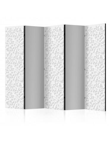 Paravent 5 volets - Room divider – Floral pattern II A1-PARAVENT926