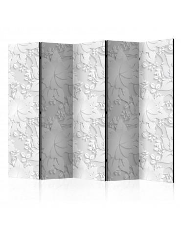 Paravent 5 volets - Room divider – Flowers A1-PARAVENT932