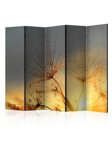 Paravent 5 volets - Summer Solstice II [Room Dividers] A1-PARAVENT847