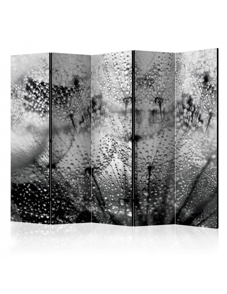 Paravent 5 volets - Kiss of the Rain II [Room Dividers] A1-PARAVENT851