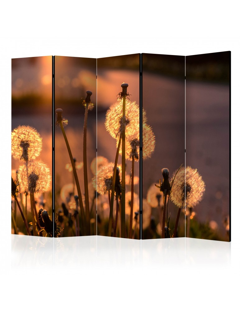 Paravent 5 volets - Farewell to Summer II [Room Dividers] A1-PARAVENT855