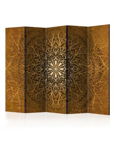 Paravent 5 volets - Sacred Circle II [Room Dividers] A1-PARAVENT104