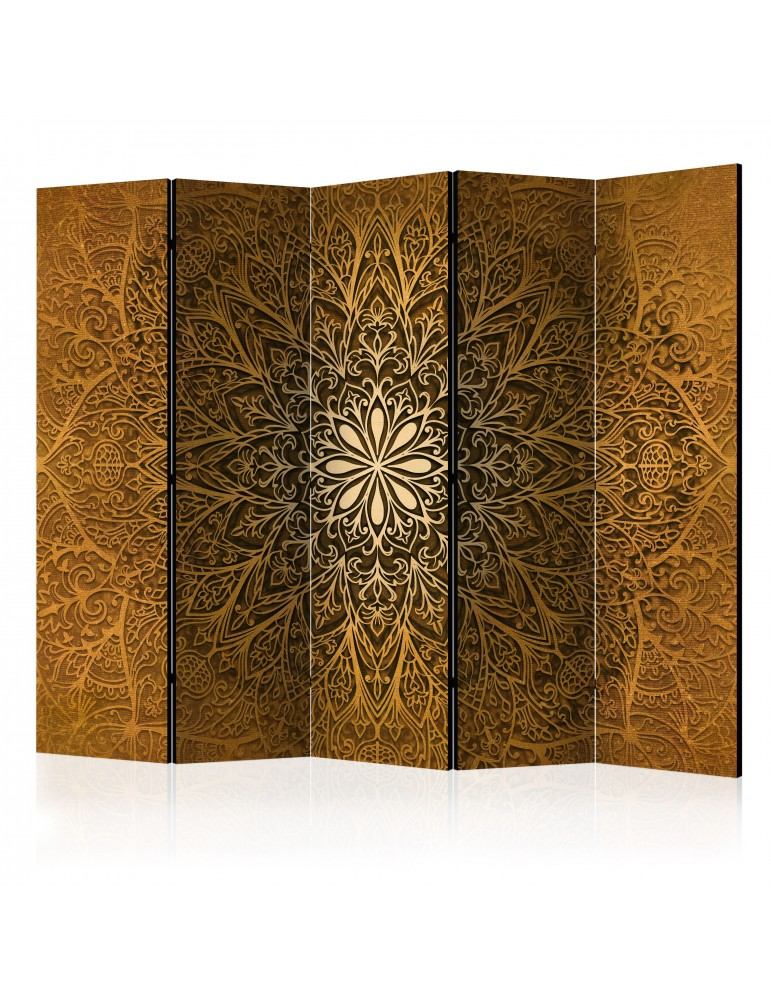 Paravent 5 volets - Sacred Circle II [Room Dividers] A1-PARAVENT104