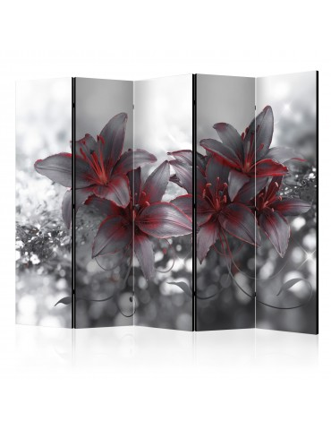 Paravent 5 volets - Shadow of Passion II [Room Dividers] A1-PARAVENT187