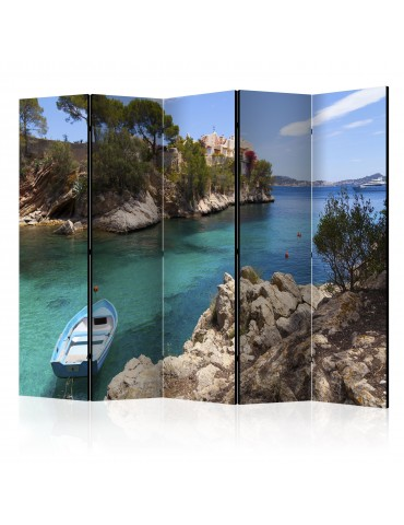Paravent 5 volets - Holiday Seclusion II [Room Dividers] A1-PARAVENT203