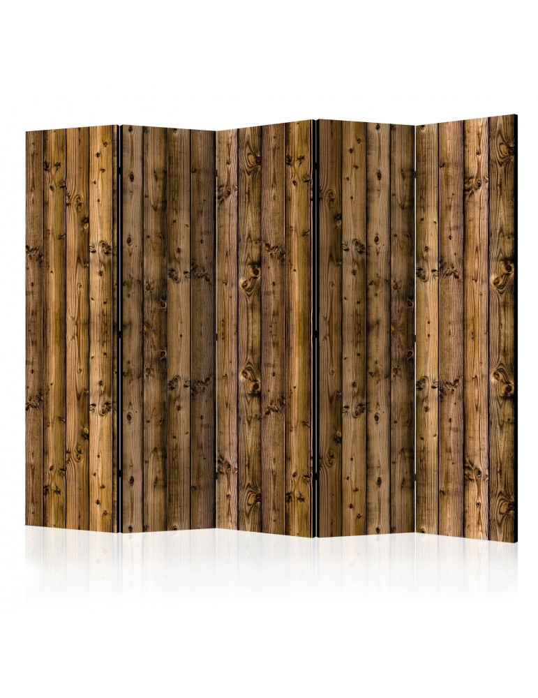 Paravent 5 volets - Country Cottage II [Room Dividers] A1-PARAVENT644