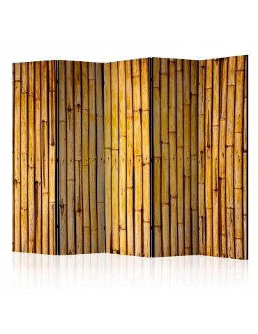Paravent 5 volets - Bamboo Garden II [Room Dividers] A1-PARAVENT646