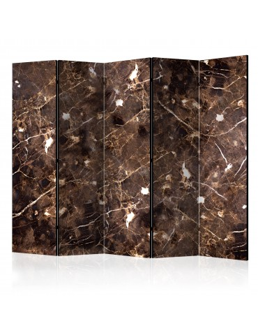 Paravent 5 volets - Marble River II [Room Dividers] A1-PARAVENT918