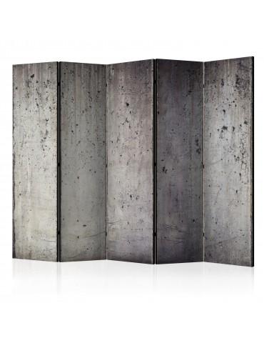 Paravent 5 volets - Grey City [Room Dividers] A1-PARAVENT668
