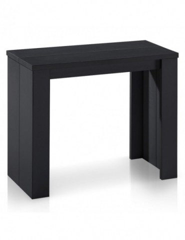 Table Console Brookline Noir at-9011-Noir