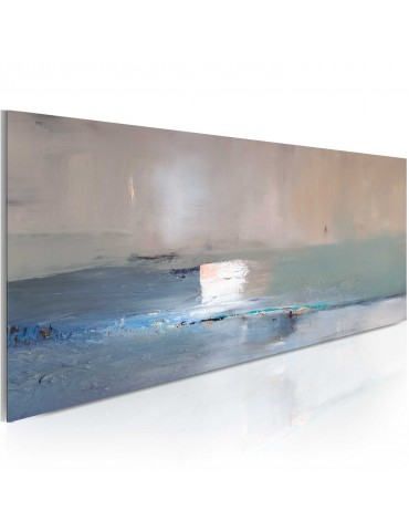 Tableau peint à la main - Première vague A1-N1608-MK
