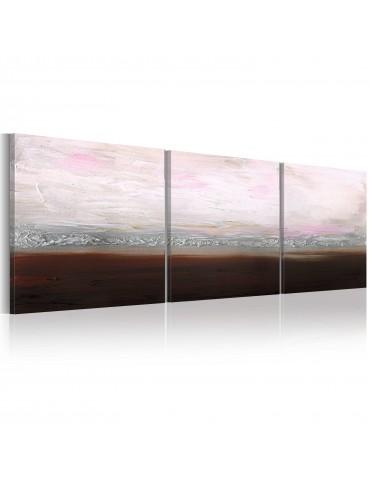 Tableau peint à la main - Côte calme A1-0101-14MK