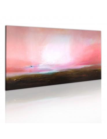 Tableau peint à la main - Horizon lointain A1-0101-15MK