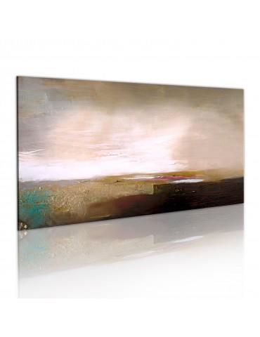 Tableau peint à la main - Après la tempête A1-0101-17MK