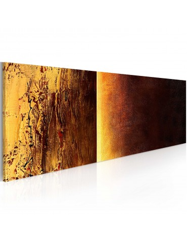 Tableau peint à la main - Deux textures A1-0101-29MK