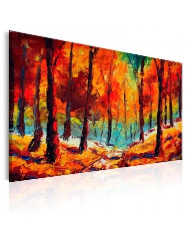 Tableau peint à la main - Artistic Autumn A1-N6275MK