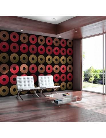 Papier peint - Red wheels A1-F45TNT0023-P