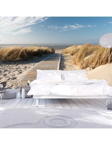 Papier peint - Plage - Mer du Nord, Langeoog A1-F4TNT0444-P