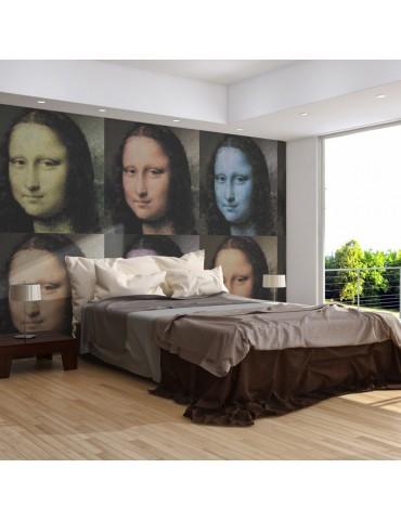 Papier peint - Un mystère du sourire de Mona Lisa A1-F4TNT0539