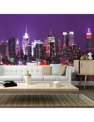 Papier peint - Arc-en-lumières : New York A1-F4TNT0429