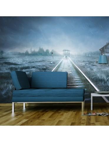 Papier peint - Le train fantôme A1-F4TNT0059-P