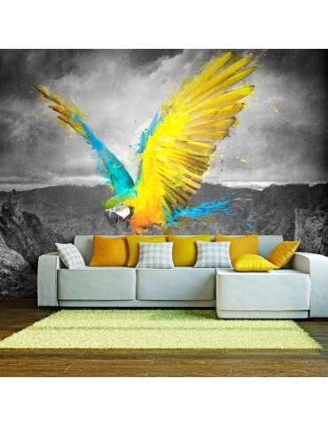 Papier peint - Exotic parrot A1-F4TNT0158-P
