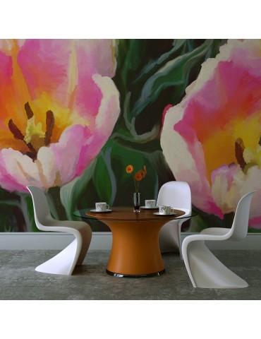 Papier peint - tulipes - duo A1-F4TNT0055-P