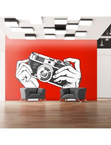 Papier peint - Say cheese! A1-F4TNT0149-P