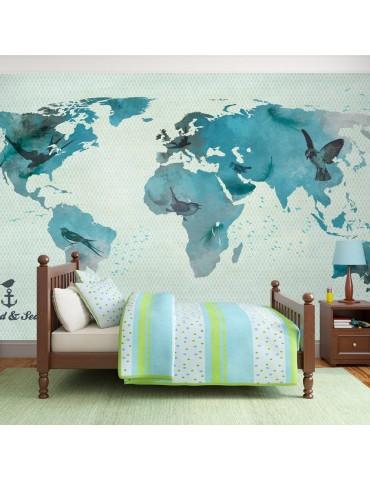 Papier peint - A Bird's World A1-F4TNT0114-P