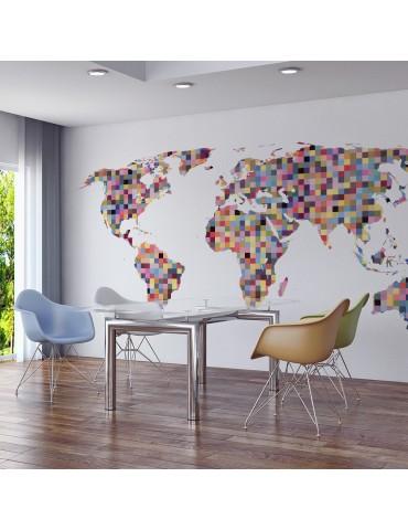 Papier peint - World of entertainment A1-F4TNT0089-P