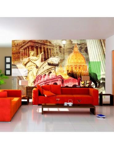 Papier peint - Rome - collage A1-450280new09