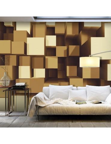 Papier peint - Geometrical Harmony A1-3XLFT1034