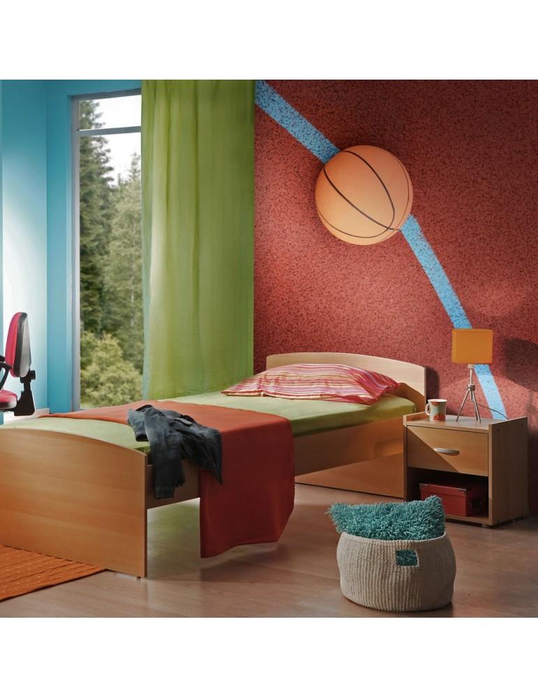 Papier peint - Match de basket A1-LFTNT0072