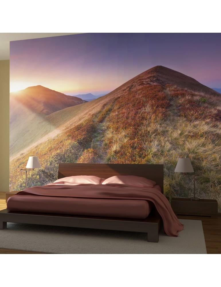 Papier peint - Paysage d'automne en montagne A1-LFTNT0195
