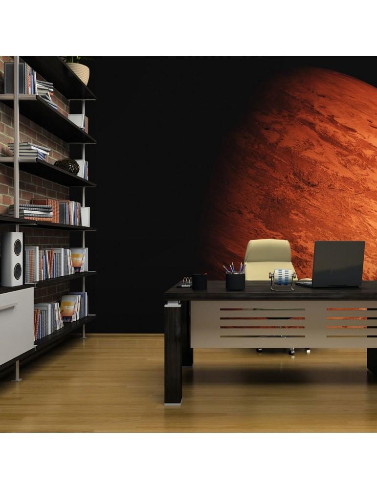 Papier peint - Une planète orange A1-LFTNT0392