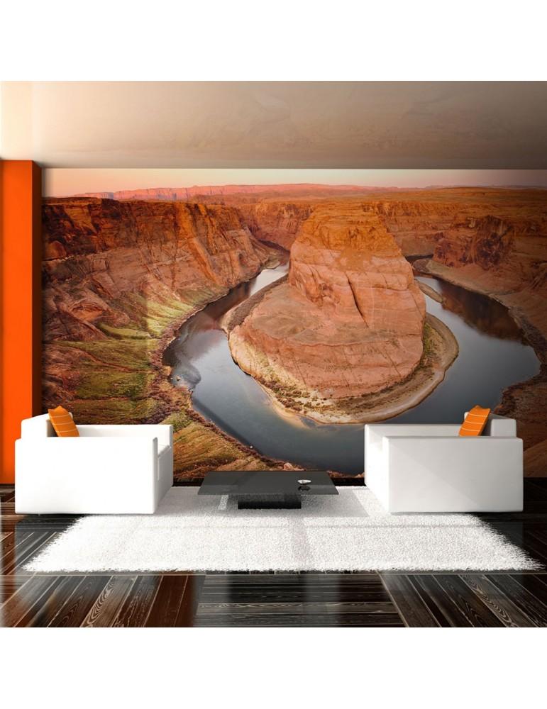 Papier peint - Horseshoe Bend (Arizona) A1-LFTNT0890