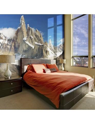 Papier peint - Cerro Torre, Los Glaciares National Park, Patagonia, Argrentina A1-LFTNT0932