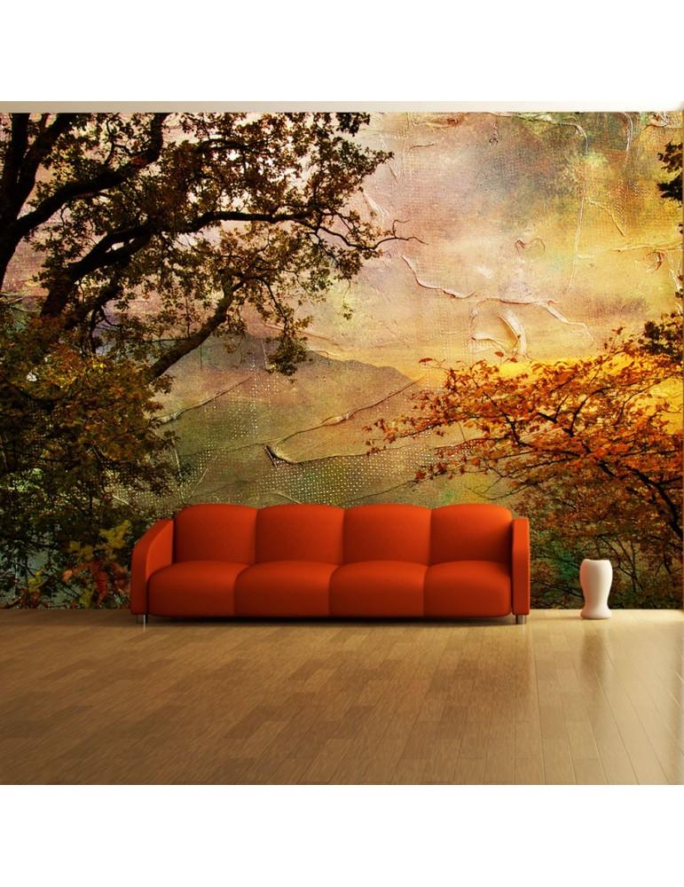 Papier peint - Painted autumn A1-LFTNT0997