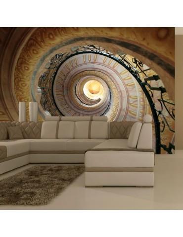 Papier peint - Decorative spiral stairs A1-LFTNT1100
