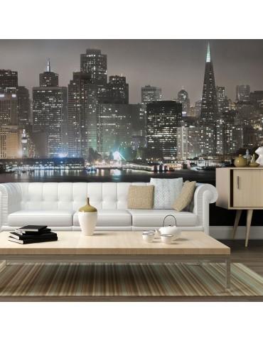 Papier peint - San Francisco by night A1-LFTNT1127