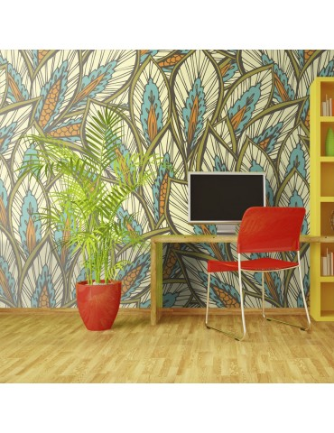 Papier peint - Eastern pattern A1-LFTNT1239