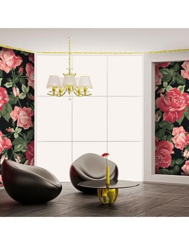 Papier peint - Roses classiques A1-LFTNT1266