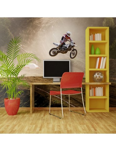 Papier peint - Sport - motocross A1-LFTNT1410