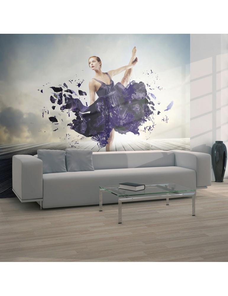 Papier peint - Ballet - expression artistique A1-LFTNT1440
