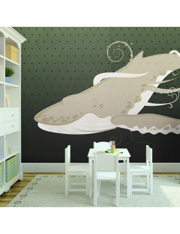 Papier peint - Créature sous-marine A1-LFTNT0833