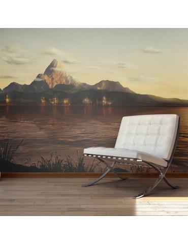 Papier peint - Lac des rêves A1-LFTNT1534