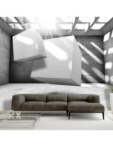 Papier peint - Dancing Squares A1-XXLNEW011264