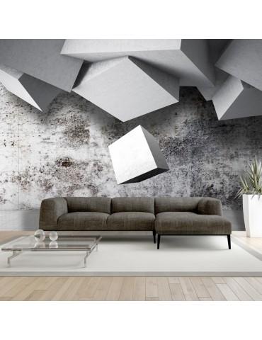 Papier peint - Geometric rain A1-SNEW011359