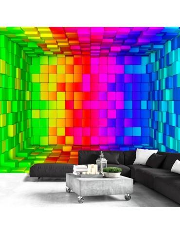 Papier peint - Rainbow Cube A1-2XLFT762