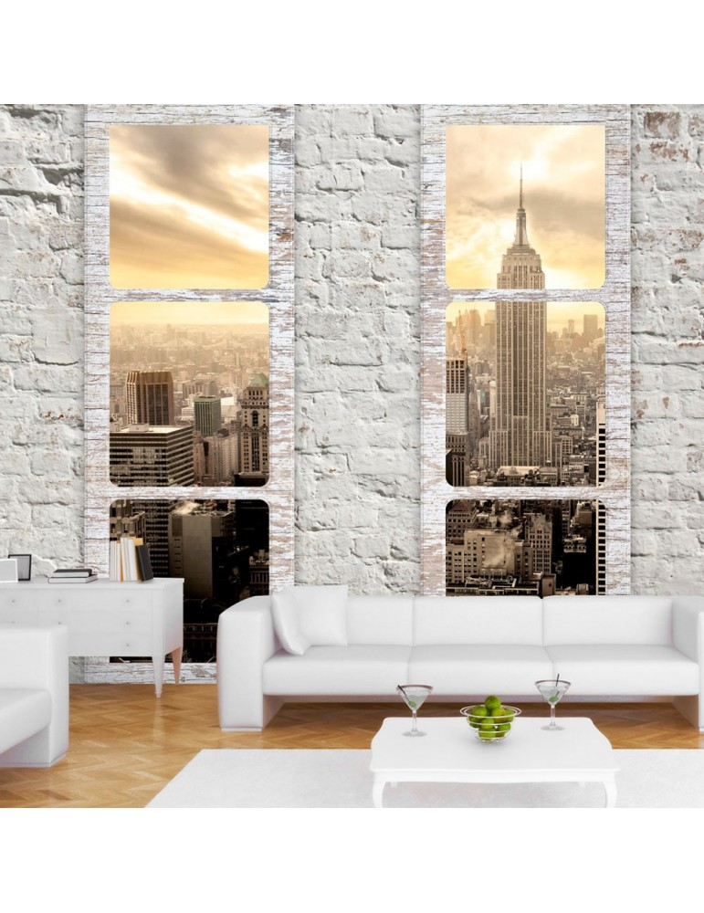 Papier peint - New York: view from the window A1-SNEW011293
